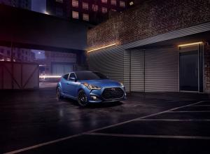 Hyundai Veloster Rally Edition 2015 года